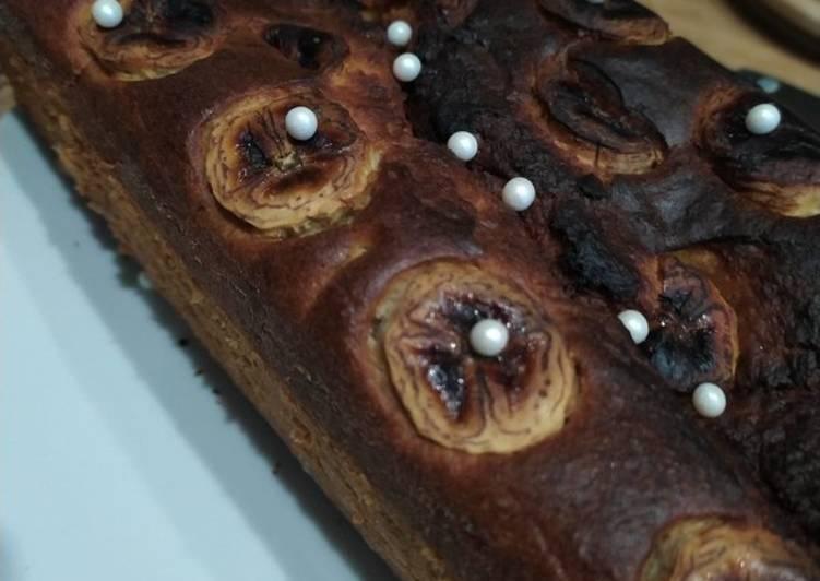 Recette De Banana cake et citron🍌🍋