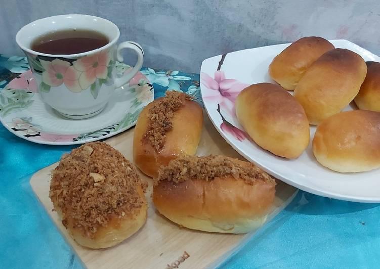 Roti abon mini