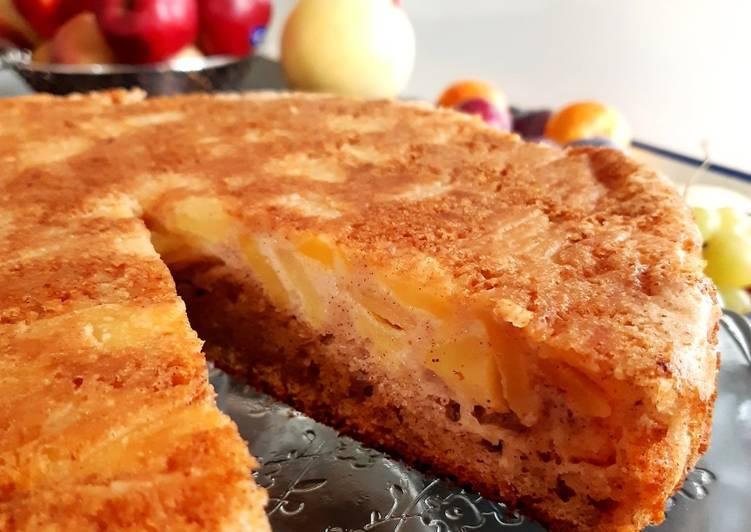 Ricetta Torta di mele 🍏🍎
