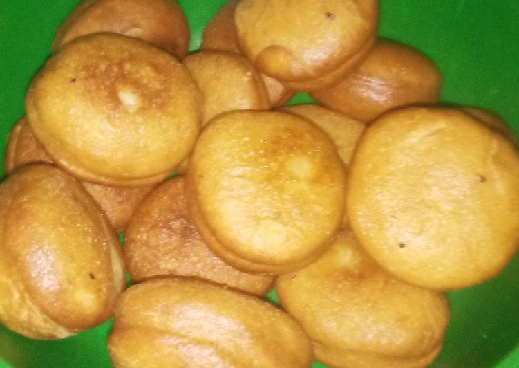 Recipe of Perfect Wheat Flour Doughnuts