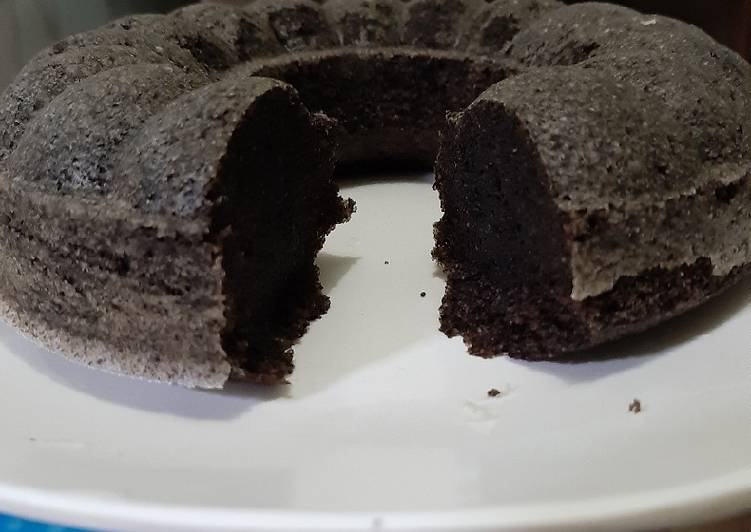 cara masak Bolu ketan hitam kukus empuk&lembut - Sajian Dapur Bunda