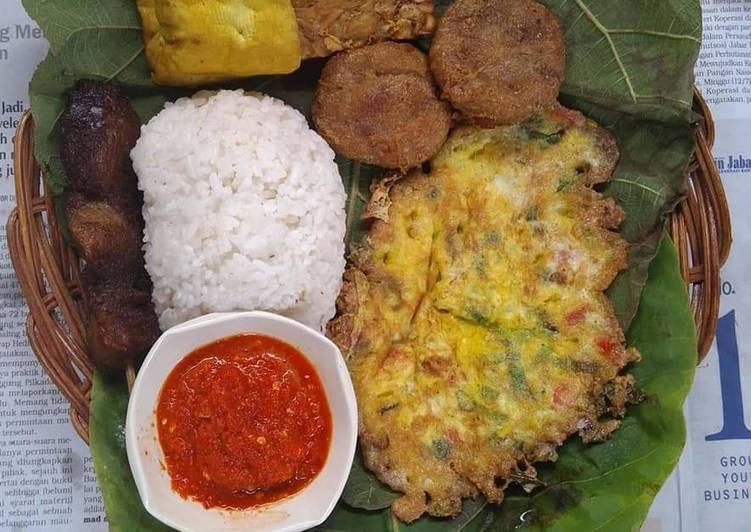 Resep Nasi Jamblang - Dalam