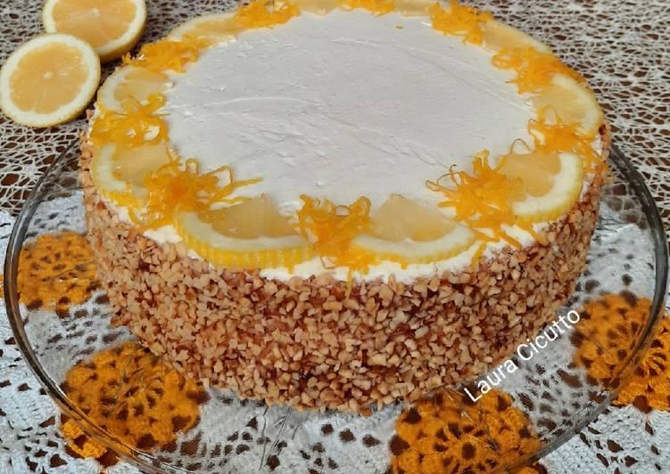 Ricetta Torta soffice al limoncello