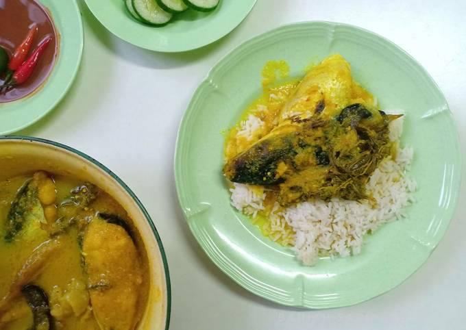 Asam Pedas Kuning Kelantan