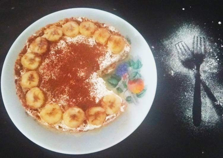 Recipe of Award-winning Homemade Banoffee Pie