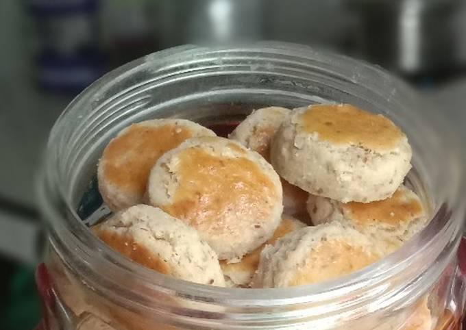Resep Kue Kacang, Sempurna