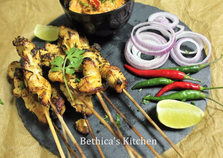 Step-by-Step Guide to Prepare Most Popular Chicken Satay