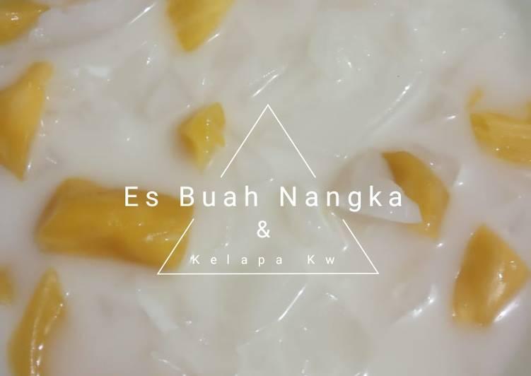 Es Buah Nangka & Kelapa kw