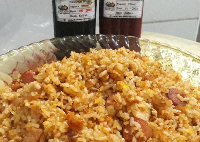 Resep Nasi Goreng Gochujang Oleh Gina Cookpad