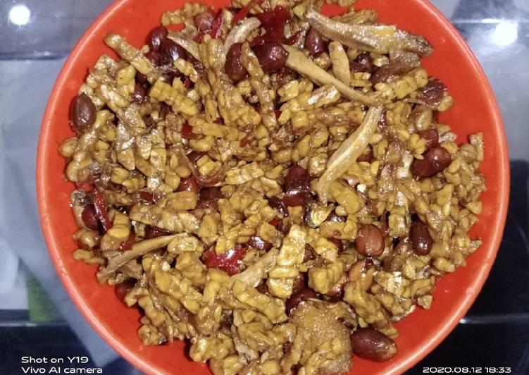 Macam Macam Membuat Kering Tempe Teri Kacang Jadi Sempurna Best Recipes