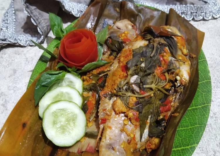 Pepes Ikan Nila (202)