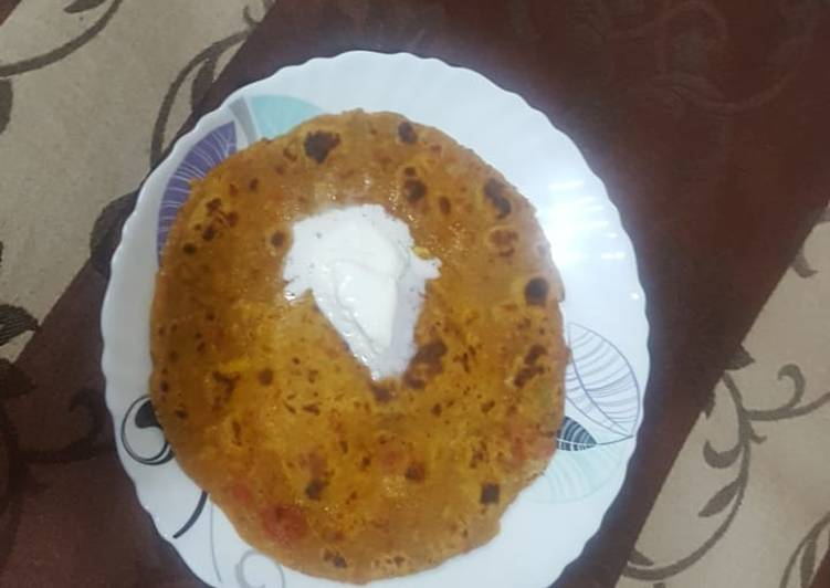 Eat These 14 Superfoods to Go Green for Great Health Gajar ka pratha