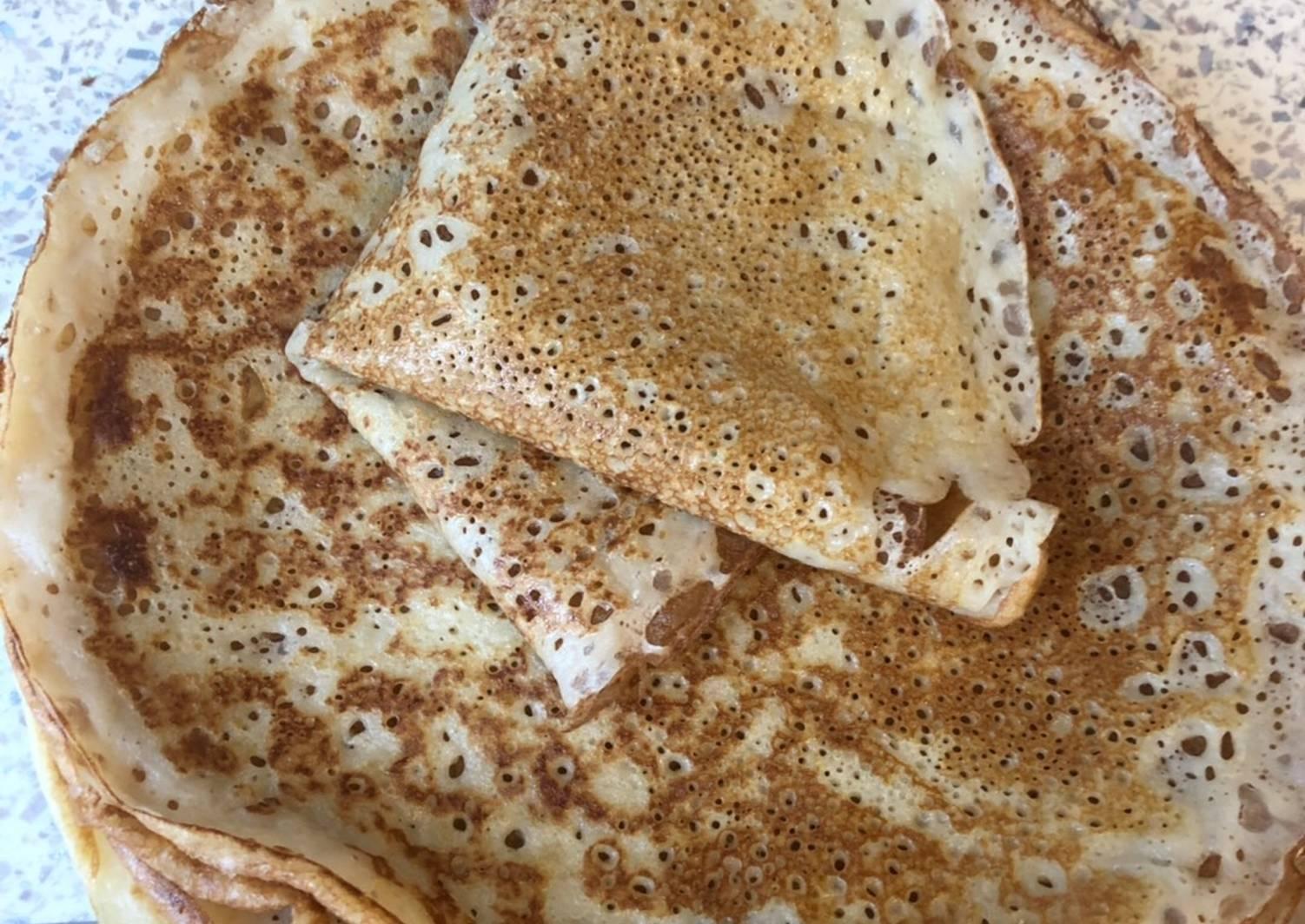 шоколадные блинчики на кефире рецепт с фото красивая натуральная костюмная