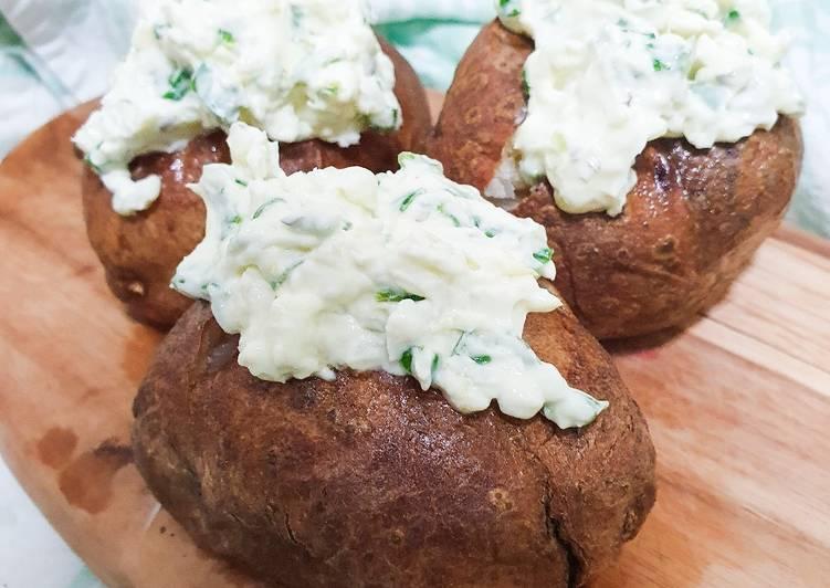 Baked Potato (Kentang Panggang)