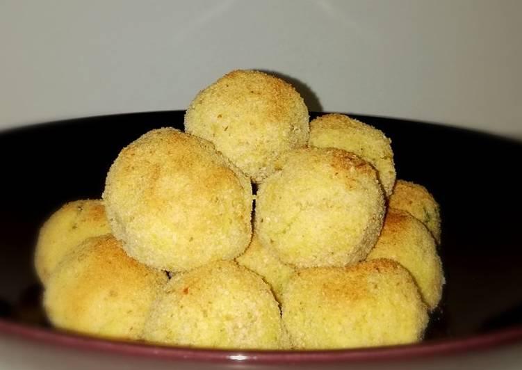 Ricetta Polpette di patate al forno
