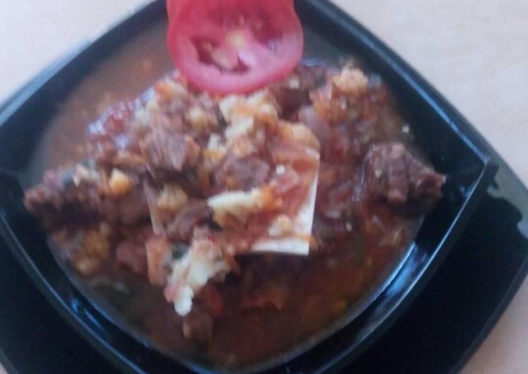 Beef & Vegetable Stew#festive contest Mombasa#