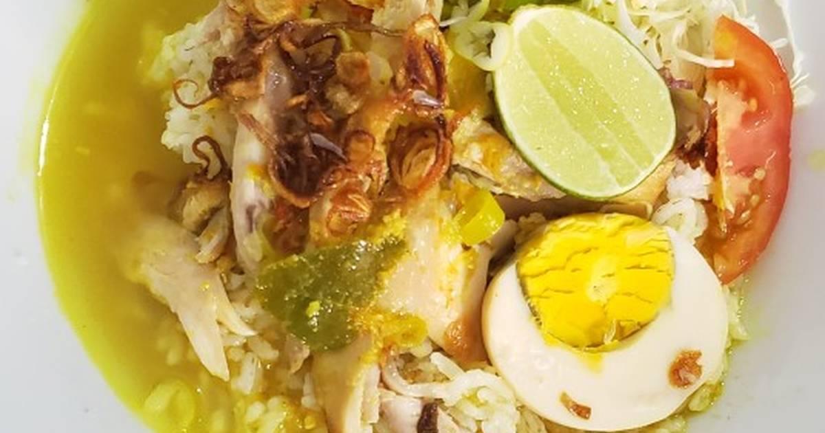 10.060 resep soto ayam enak dan sederhana ala rumahan - Cookpad