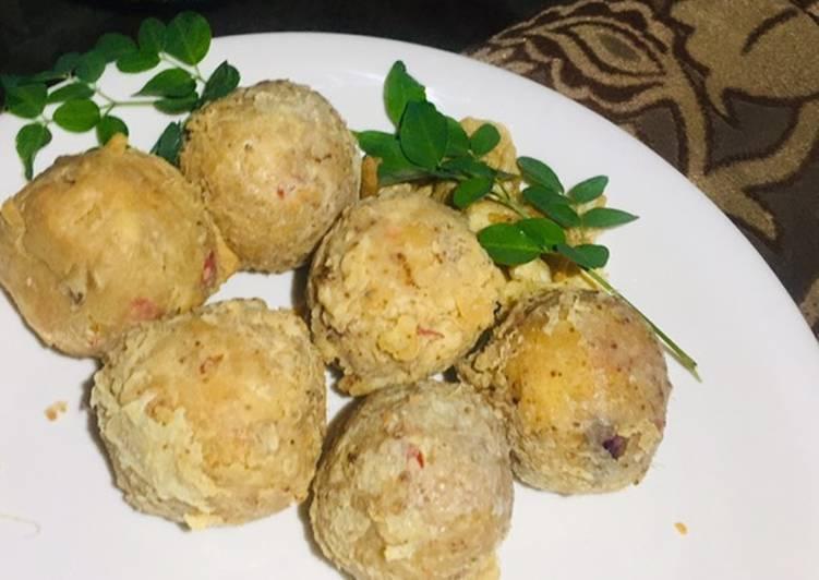 Top 10 Dinner Ideas Award Winning Yam balls