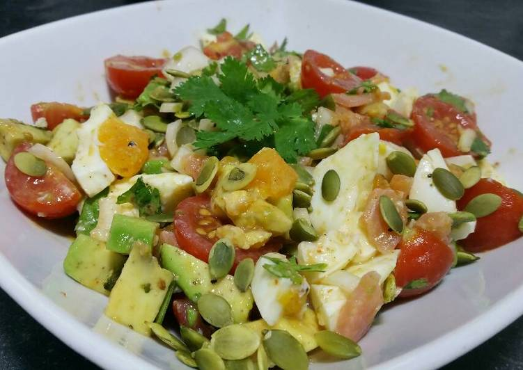 Quick and delish main-course salad