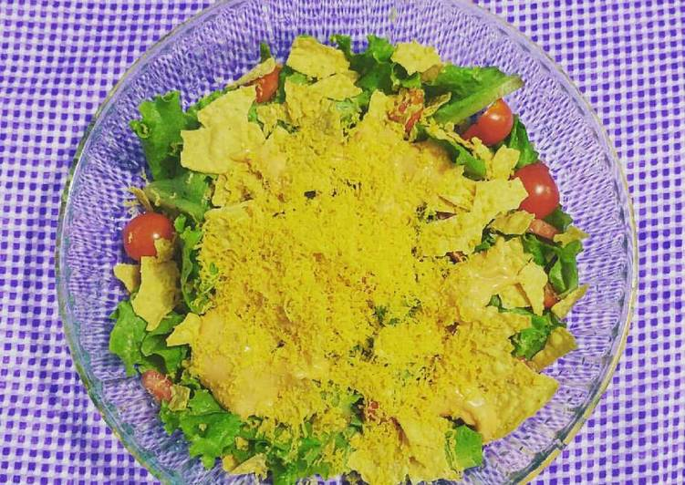Salad Ala Nachos