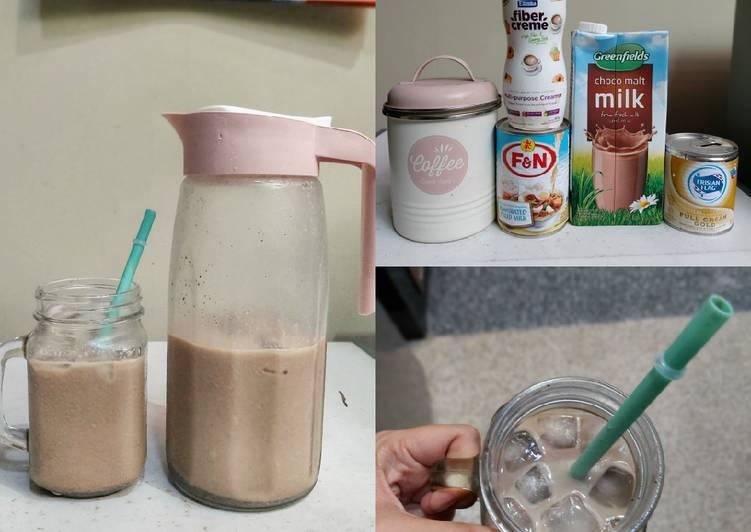Es kopi susu coklat