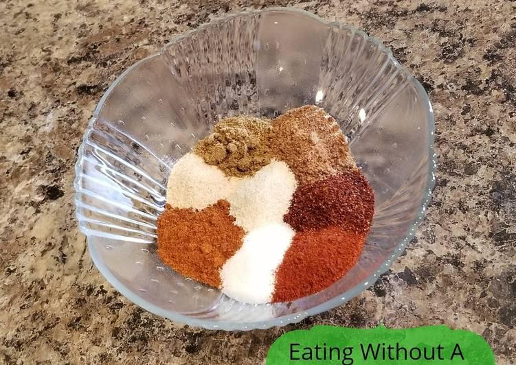 Recipe of Perfect Fajita Seasoning
