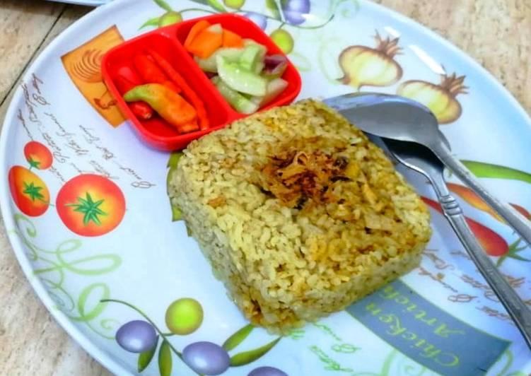 Nasi kebuli ayam - cookandrecipe.com