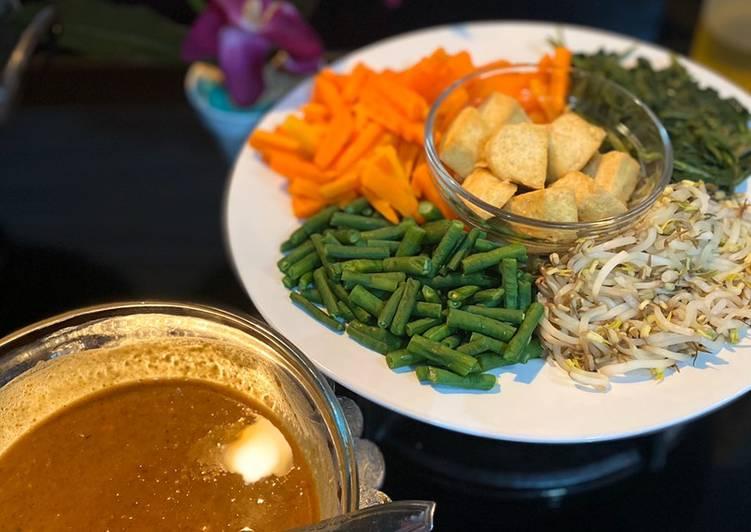 Pecal Sayur Sehat