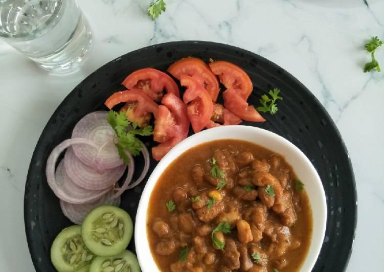 Recipe of Top-Rated Rajma Chaawal