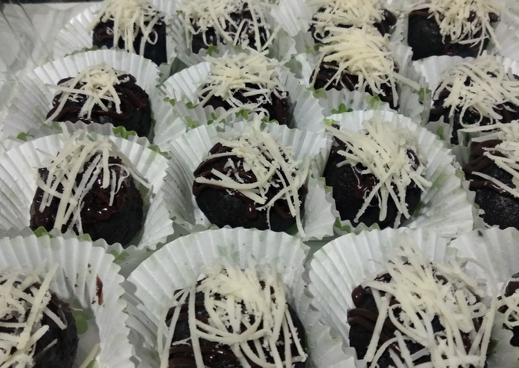 Bola-bola Brownies 🍫