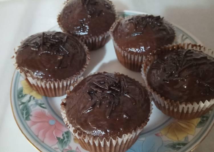 La Meilleur Recette De Muffins au chocolat