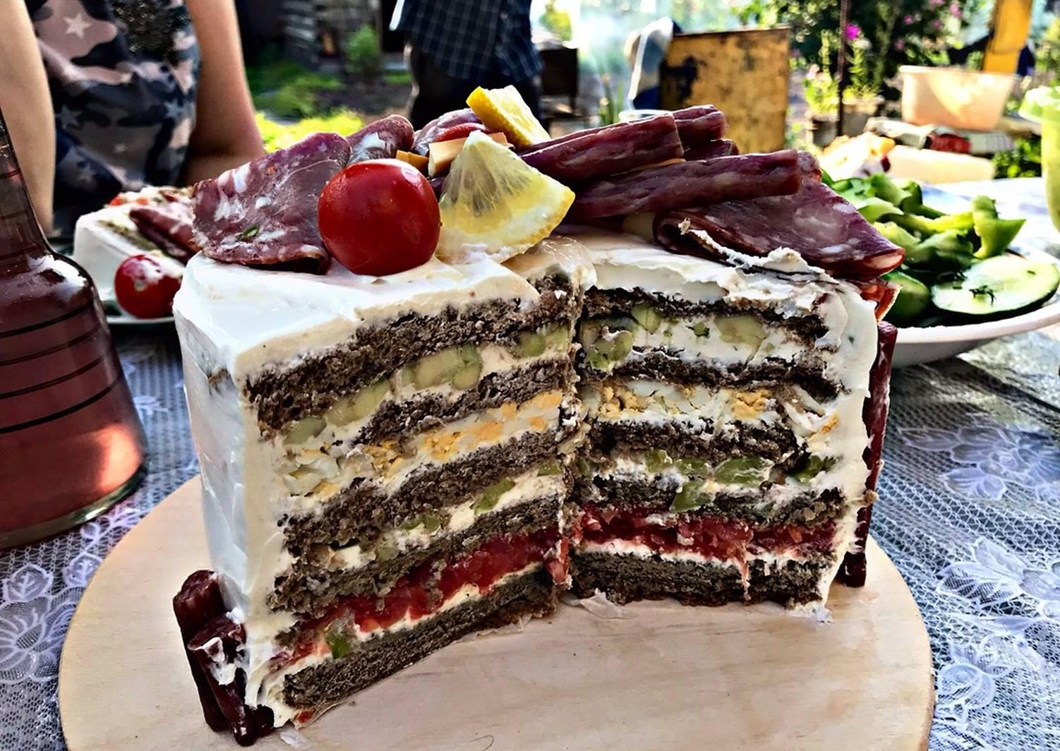 специалисты придерживаются торт из мяса рецепты с фото снип сэс все