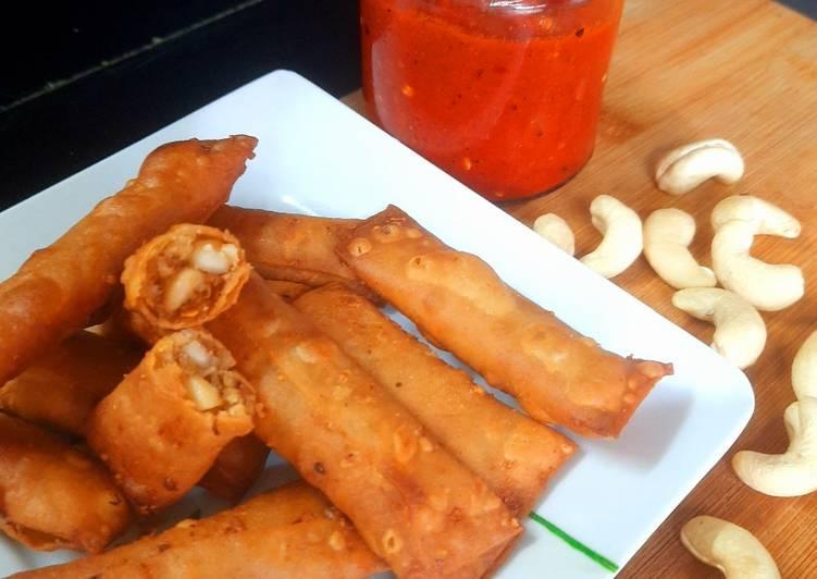 Top 10 Dinner Ideas Fall Cheesy Cashew Cabbage Cigar rolls