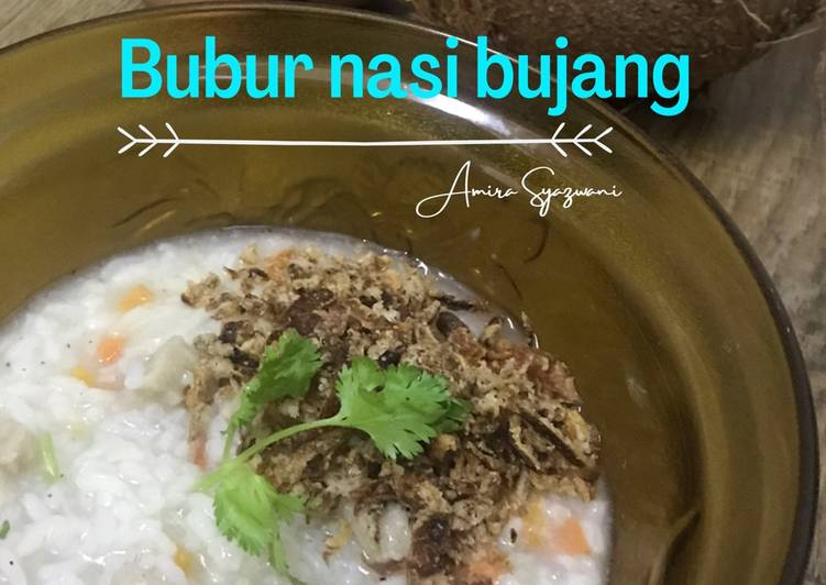 BUBUR NASI bujang - resepipouler.com