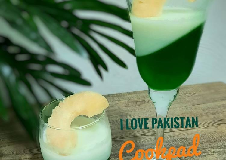 Steps to Prepare Most Popular Jelly penna cotta (14 August)