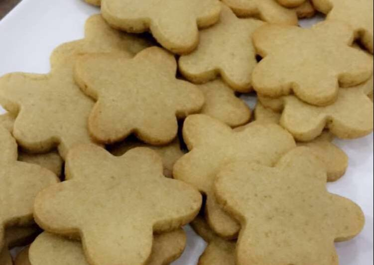 Recipe: Lovely Butter Cookies