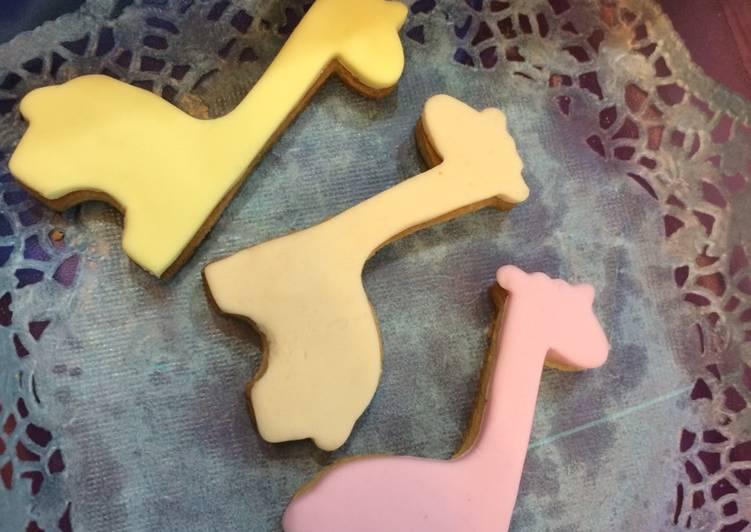 Pastel Fondx Cookies
