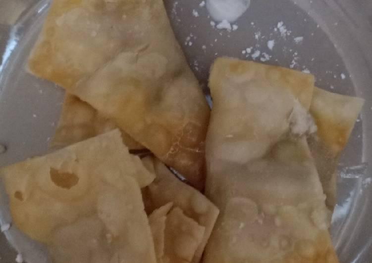 resep cara mengolah Batagor Homemade
