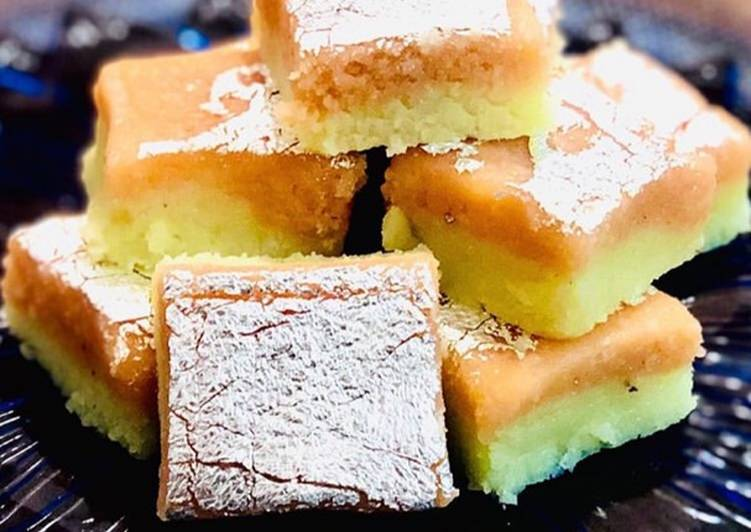Step-by-Step Guide to Make Super Quick Homemade Coconut burfi