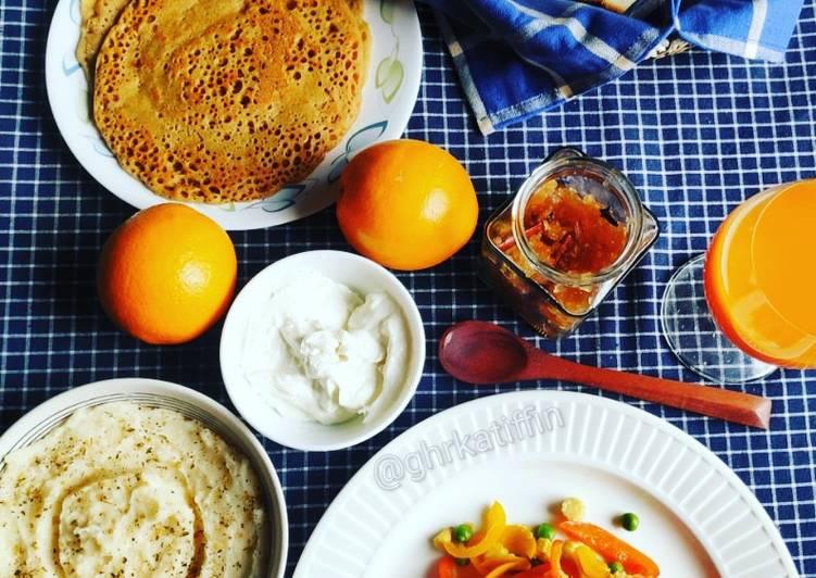 English breakfast 🍱