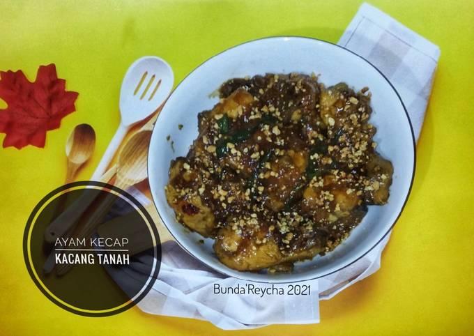 🐔 Ayam Kecap Kacang Tanah