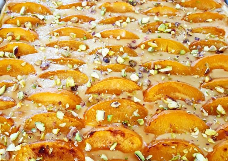 Tarte aux abricots @kindlycooking