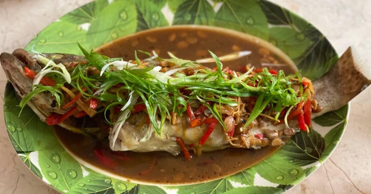 22 Resep Ikan Tim Tauco Enak Dan Sederhana Ala Rumahan Cookpad