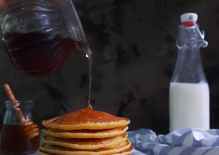 Pancake Madu