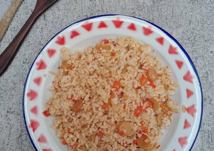 15. nasi goreng tomat