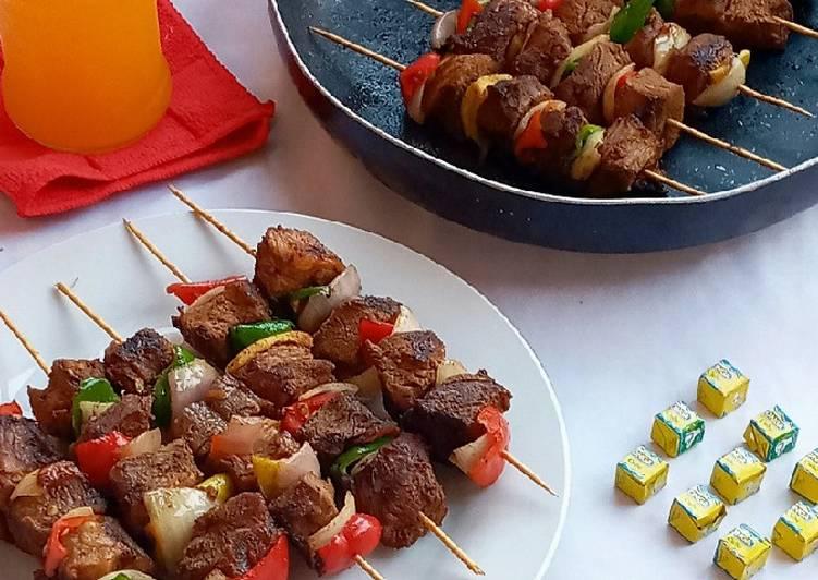 Recipe of Super Quick Homemade Ram kebab