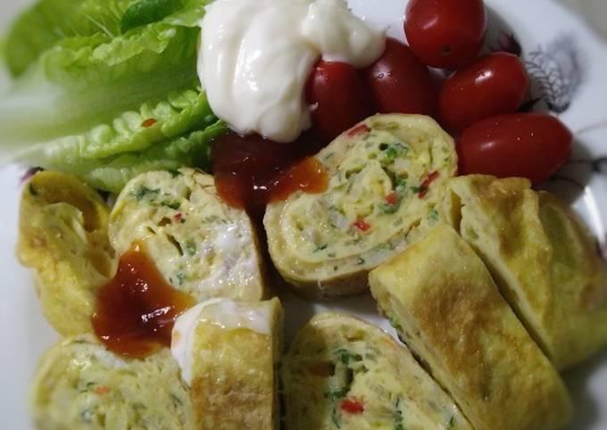 Omelet Oat