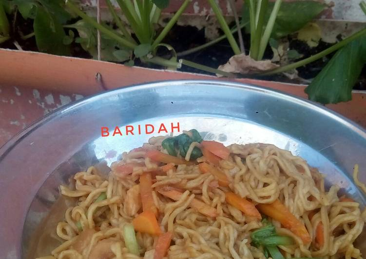 Mie goreng koh Richard