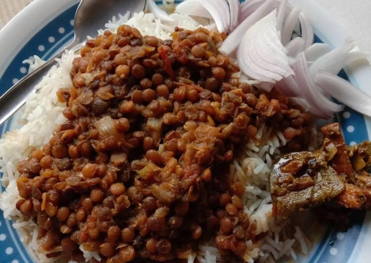 Simple Way to Prepare Ultimate Masoor Dal