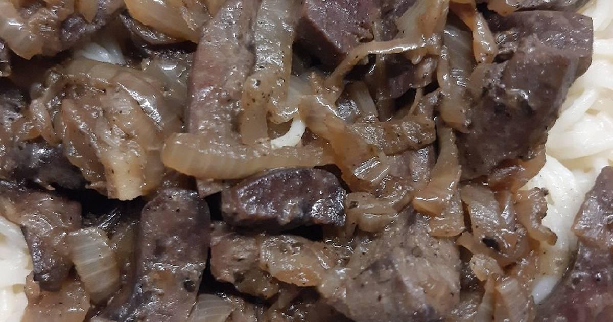 Почки свиные рецепты приготовления с фото